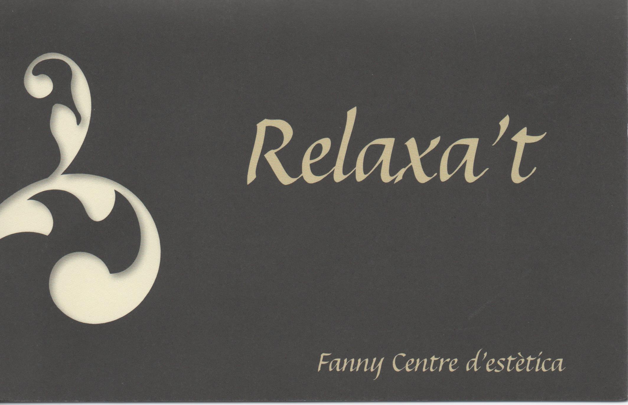 Cheque regalo Relax