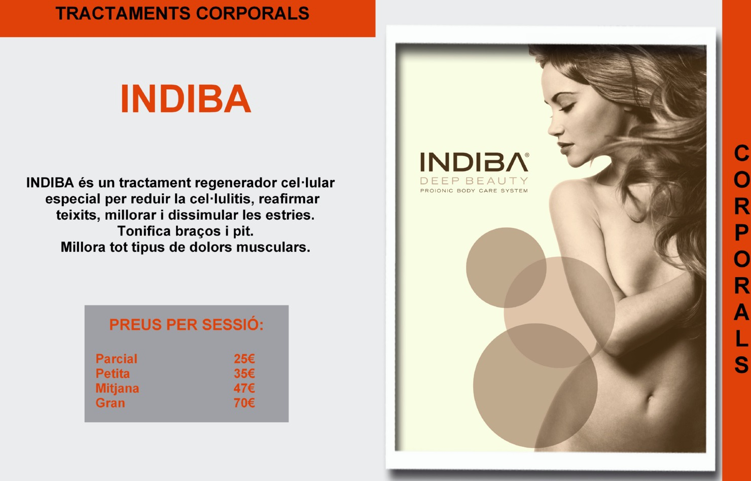 fanny centre estetica el masnou tractament indiba