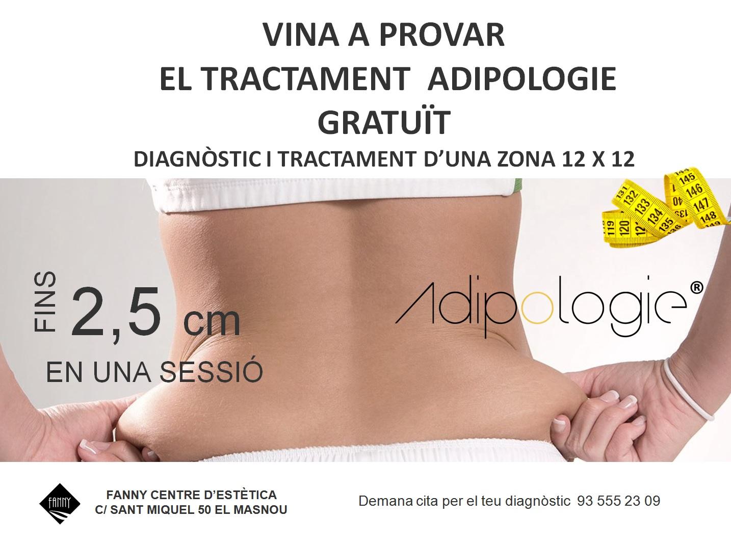 Fanny centre estetica el Masnou, alella, Teia, Adipologie, Celulitis, tractament cos