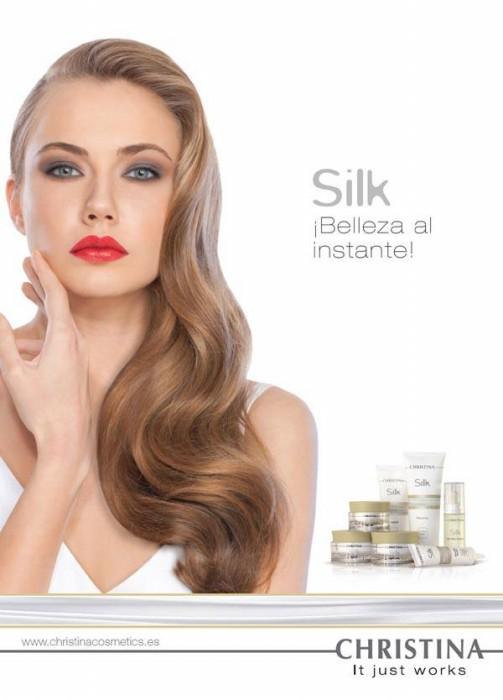 tractamentt facial silk, Fanny centre estetica el Masnou